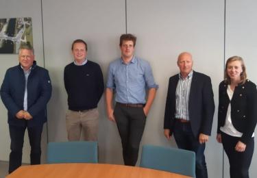 'Boer zoekt bedrijfszekerheid' bovenaan de agenda bij overleg met Kabinet van Vlaamse minister van Omgeving Zuhal Demir